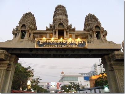07 Entering Cambodia